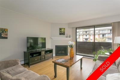 Lower Lonsdale Condo for sale:  2 bedroom 981 sq.ft. (Listed 2018-05-11)