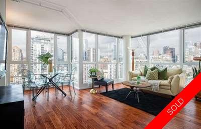 Yaletown Condo for sale:  2 bedroom 766 sq.ft. (Listed 2018-12-10)