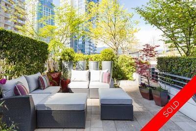 Coal Harbour Townhouse for sale: Ceilo 2 bedroom 1,622 sq.ft. (Listed 2019-05-28)