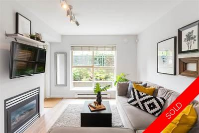 Lower Lonsdale Condo for sale:  1 bedroom 678 sq.ft. (Listed 2019-07-09)
