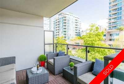 Lower Lonsdale Condo for sale:  1 bedroom 590 sq.ft. (Listed 2019-07-09)