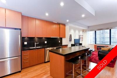 Coal Harbour Condo for sale:  1 bedroom 670 sq.ft. (Listed 2012-02-02)