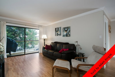 Central Lonsdale Condo for sale: The Dogwood 1 bedroom and den 723 sq.ft. (Listed 2014-01-13)