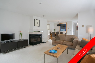West End of Vancouver Condo for sale: The Hampstead  2 bedroom 1,012 sq.ft. (Listed 2014-04-27)
