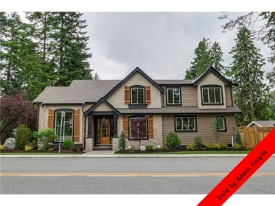 Pemberton Heights House for sale:  6 bedroom 3,468 sq.ft. (Listed 2014-08-01)