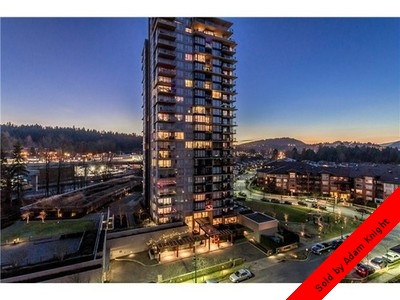 Port Moody Centre Condo for sale:  2 bedroom 806 sq.ft. (Listed 2015-02-18)