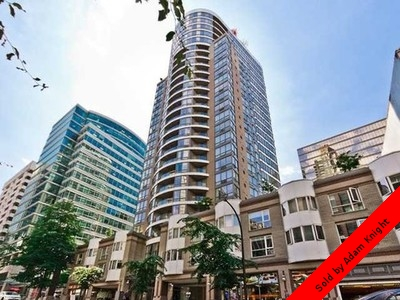 Coal Harbour Condo for sale:  2 bedroom 817 sq.ft. (Listed 2015-03-16)