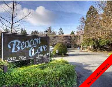 Quilchena Condo for sale: Beacon Cove 1 bedroom 730 sq.ft. (Listed 2014-11-14)