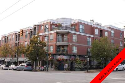 Kitsilano Condo for sale:  1 bedroom 700 sq.ft. (Listed 2016-11-01)