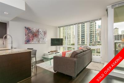 Downtown VW Condo for sale: 1 bedroom 566 sq.ft. (Listed 2016-11-04)