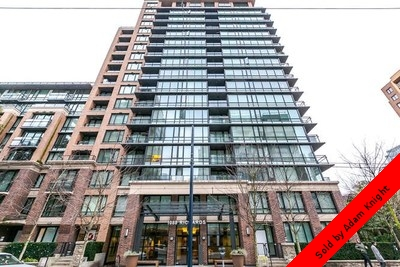 Yaletown Condo for sale:   536 sq.ft. (Listed 2017-01-13)