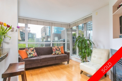 Vancouver Condo for sale at The Canadian - 607 1068 Hornby Street