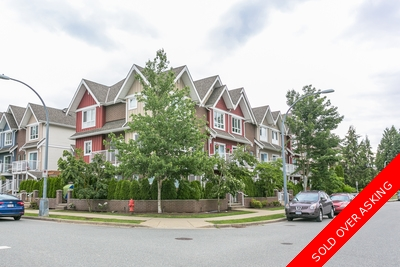Glenwood Port Coquitlam Townhouse for sale: Brimley Mews 2 bedroom 1,070 sq.ft. (Listed 2017-06-05)