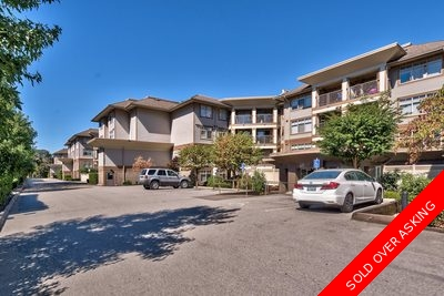 East Central Maple Ridge Condo for sale: Urbano 1 bedroom and den 755 sq.ft. (Listed 2017-09-05)