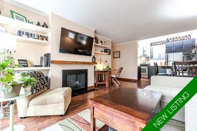 Mount Pleasant VE Condo for sale:  2 bedroom 919 sq.ft. (Listed 2018-03-07)