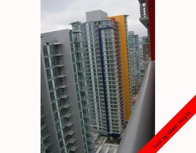 Yaletown Condo for sale: Spectrum 1 1 bedroom 684 sq.ft. (Listed 2007-10-01)