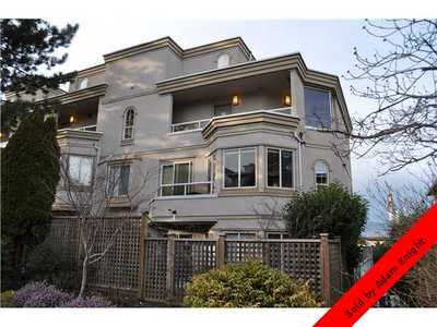 Kitsilano Vancouver Condo for sale:  2 bedroom 762 sq.ft. (Listed 2011-05-25)