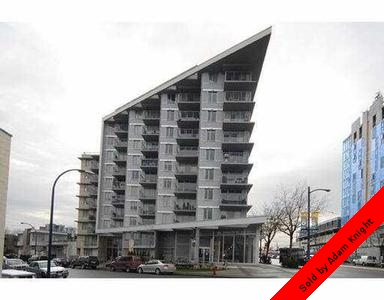 Mount Pleasant VE Condo for sale:  1 bedroom 535 sq.ft. (Listed 2012-04-30)