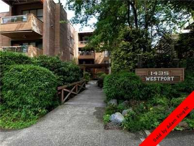 West End of Vancouver Condo for sale: The Westport 1 bedroom 764 sq.ft. (Listed 2012-10-05)