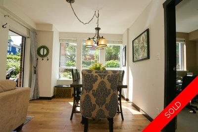 Mount Pleasant West Condo for sale: The Calladine 2 bedroom 1,163 sq.ft. (Listed 2011-10-14)